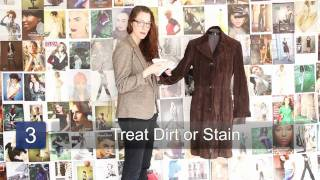 Clothing Tips : How to Care for a Suede Coat