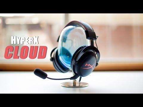 Best $100 Gaming Headset? Kingston HyperX Cloud Review