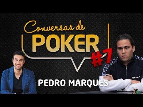 Conversas de Poker #7: Pedro Marques | André Coimbra
