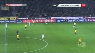 2012.Dortmund.vs.Stuttgart.Halbzeit 2    30.03.2012/ Ergebnis 4:4