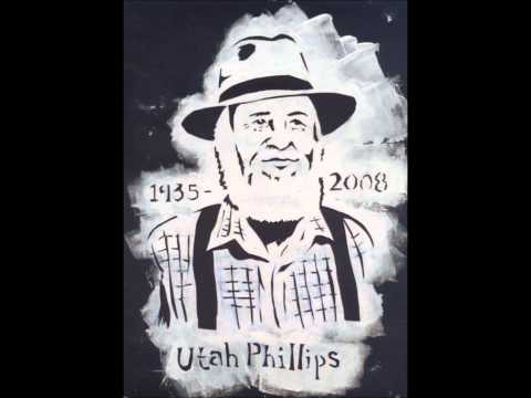 Utah Phillips - The Preacher And The Slave (Pie in the Sky)
