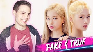 TWICE - Fake & True (MV) РЕАКЦИЯ