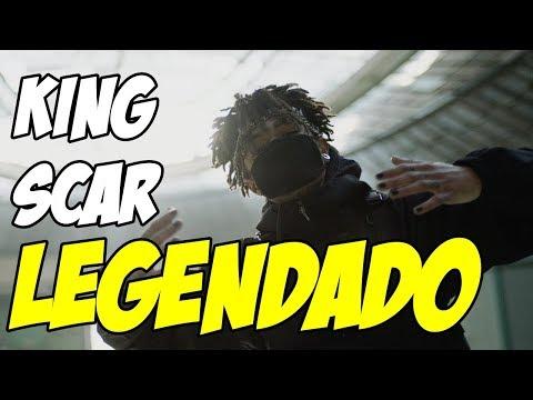 scarlxrd - KING, SCAR. (Legendado) [Music video]