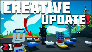 The Creative Update is HERE! Astroneer Gamplay | Z1 Gaming