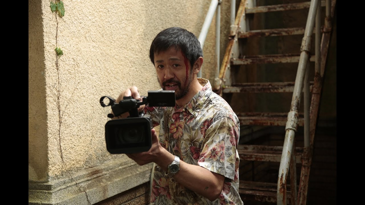 Image result for one cut of the dead youtube