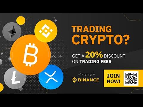 Возвращаю 20% комиссии Binance или CashBack 20% навсегда при обмена криптовалют на Binance