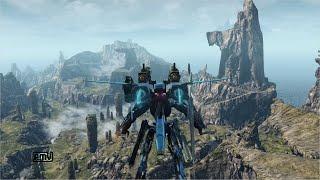 Wii U XenobladeX(ゼノブレイドクロス)よりドールフライトBGM 「Don't w...