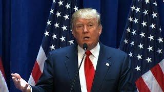 Дональд Трамп - новый президент США