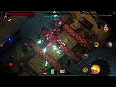 Powerlust - Action RPG Roguelike - Trailer