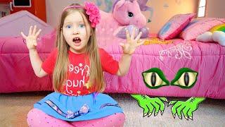 Милли и её монстр под кроватью - детская история