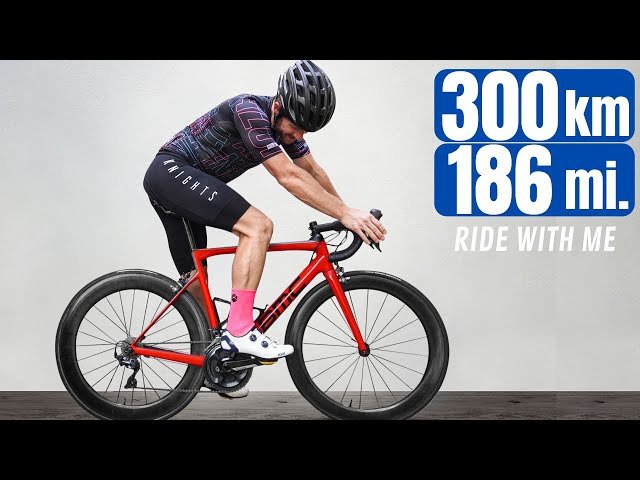 My Biggest Ride Ever! (& HOW the BMC Teammachine Delivered)