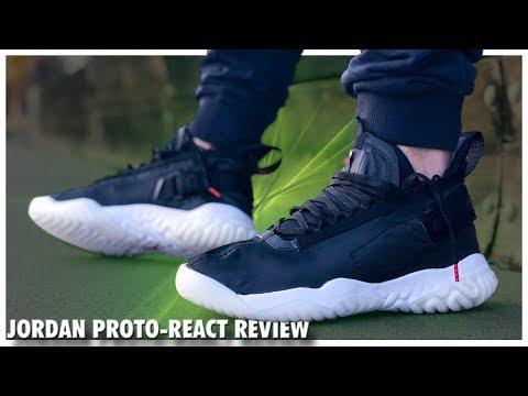 fbf3266223 Jordan Proto-React Review - YouTube