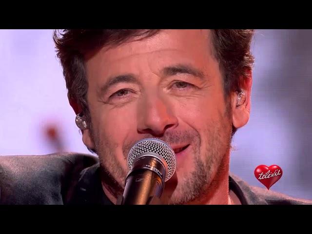 Patrick Bruel Hommage à Brel Télévie RTL