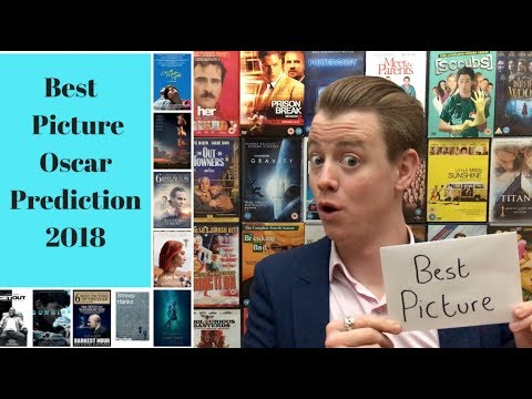 Best Picture Oscar Prediction 2018 | Oscars 2018 Academy Awards