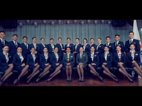 Philippine Airlines ICCT 16-15 Graduation