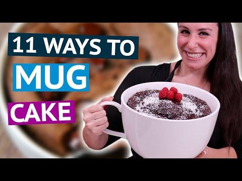 DIY GIANT MUG CAKE ☕