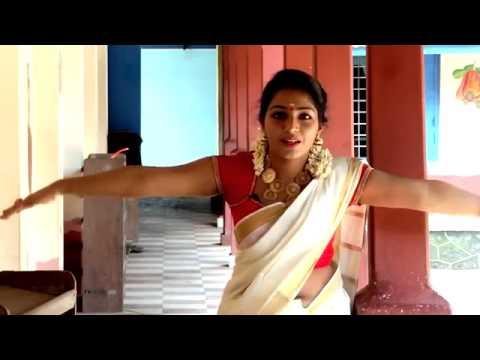 Mallu actress Rajisha Vijayan showing her navel.,,hottest unseen,.,.leaked