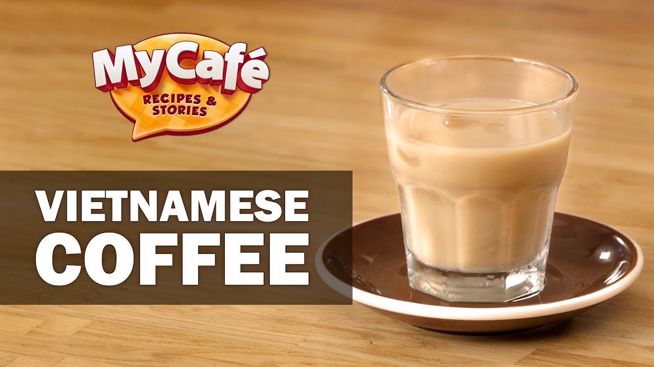 Vietnamese Iced Coffee Recipe From My Cafe And Js Barista Training Center Youtube