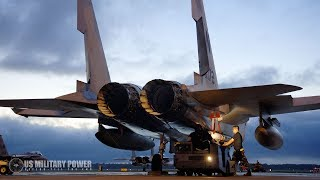 Here's What We Know About the Newest F-15X Super Eagle