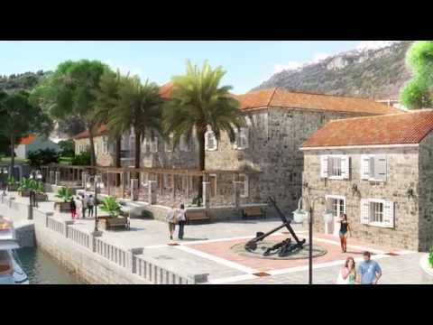 LAZURE Marina & Hotel (Montenegro)