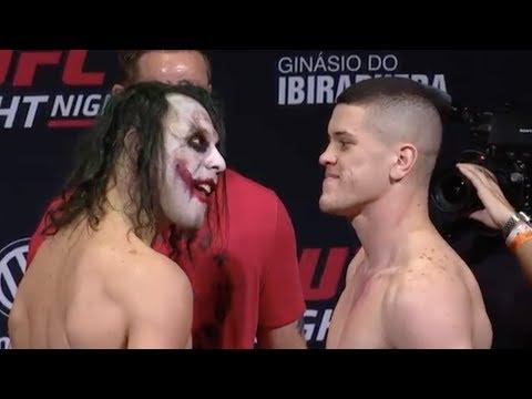 UFC SP: Todas