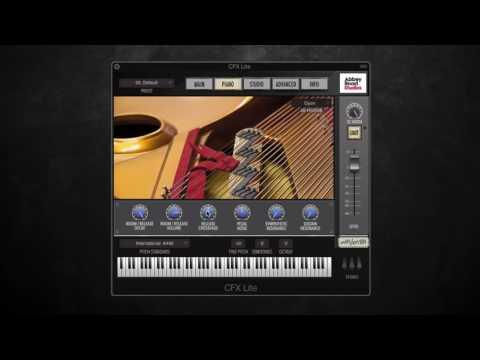Garritan Abbey Road Studios CFX Lite Walkthrough