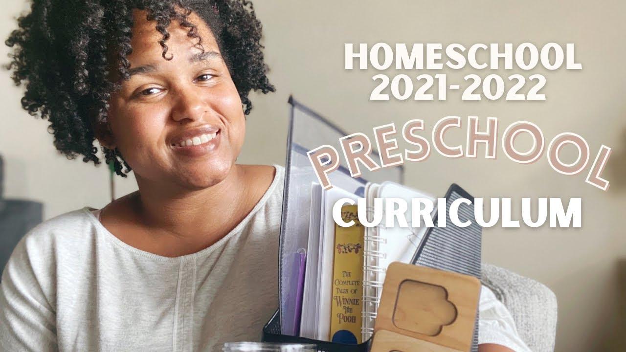 Preschool Homeschool Curriculum + Resources 2021 - 2021