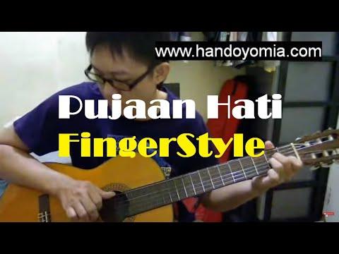 Pujaan Hati - Kangen Band - Fingerstyle Guitar Solo