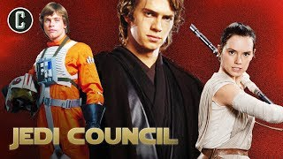 Best Star Wars Movies of All Time Ranked By The Council - Jedi Council