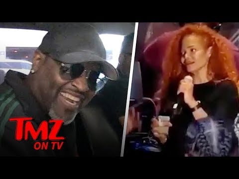 Janet Jackson's Rockin Birthday Bash | TMZ TV