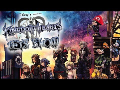 🔴 KINGDOM HEARTS III - Die ersten 2,5 Stunden mit der PS4 Pro Version