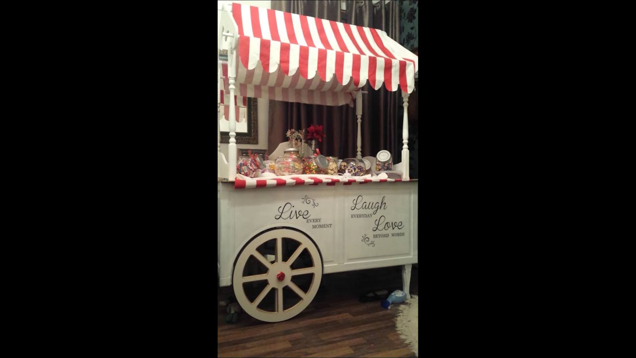 Make A Sweet Cart With Cardiff Sweetcart Company Easy Woodwork Project You
