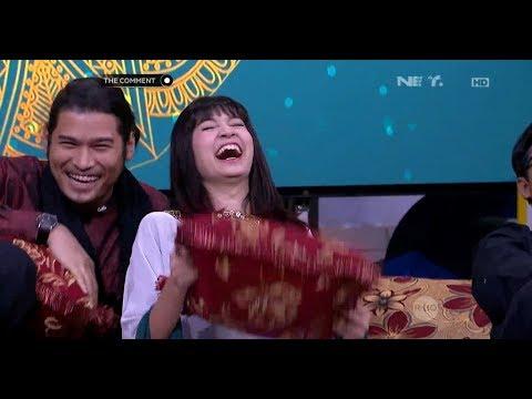 Faradilla Yoshi Cekikikan Saat Virzha Bilang 'Makan Ae & Happy Ae Bro' (1/4)