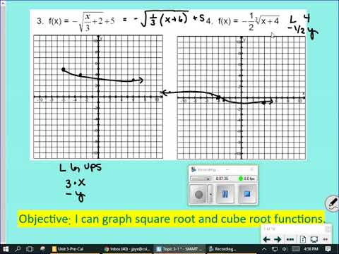 Topic 3-1 Square Root & Cube Root