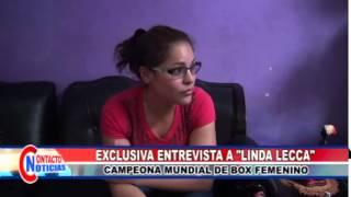 ENTREVISTA EXCLUSIVA A LINDA LECCA EN CARTAVIO