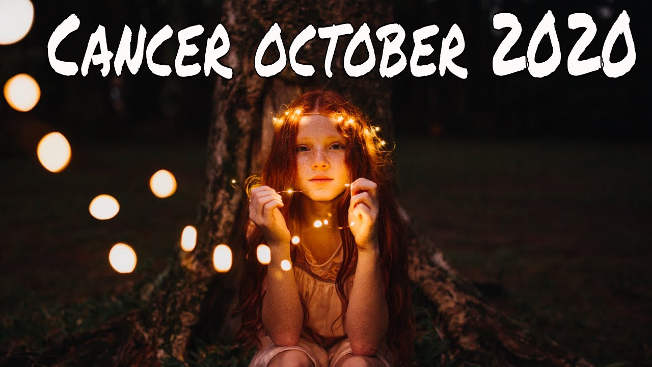 Cancer october 2020 ~ Seeing our truth is not enough. We must live it !! ~ Intuitive Tarot Reading