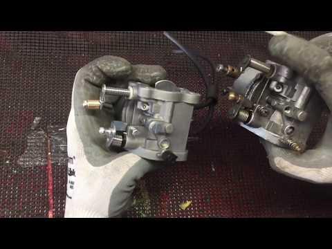 How to change a golf cart carburetor