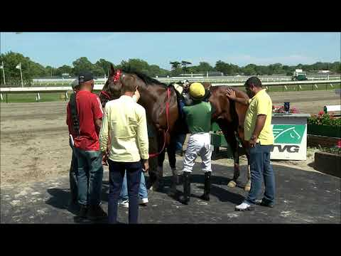 video thumbnail for MONMOUTH PARK 6-15-19 RACE 6