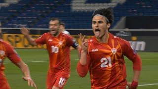 Nemačka vs Makedonija 1:2   Golovi sa Utakmice HD   SPORT KLUB FUDBAL