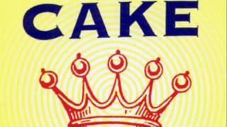 CAKE - Race Car Ya-Yas   UTV