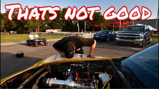 FORGOTTEN Corvette Gets Supercharged - PART 2 (Boost & Broken Parts!)