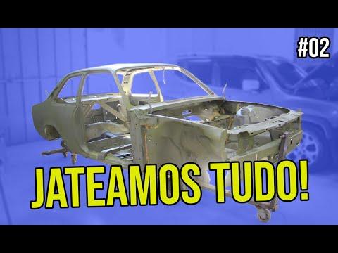 JATEAMOS O CHEVETTE PIRATA (ft. CSL Cromação & Danilo Crespo) | #EP02