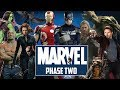 Best Soundtracks of Marvel Cinematic Universe: Phase Two