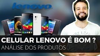 🔴Celular Lenovo é Bom?? | Análise do Vibe A7010 e Vibe K5