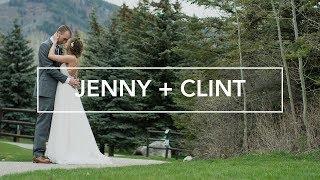 Jenny + Clint