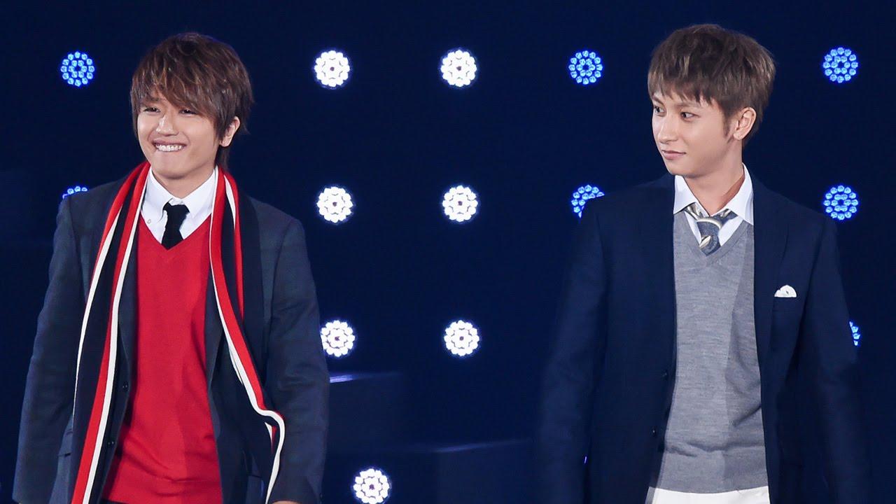 AAA西島隆弘「胸がドックンドックン」與真司郎とTGCランウエーに!「TGC2015 AUTUMN/WINTER」(Ito Yokado STAGE)  Takahiro Nishijima , YouTube
