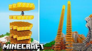 LUCKY BLOCK TOREN RACE CHALLENGE - Minecraft Mod Challenge