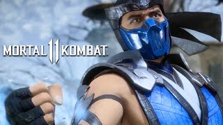 Feel every skull-shattering, eye-popping moment in the worldwide reveal of Mortal Kombat 11's gameplay!
