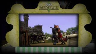 The Sims Medieval Webisode 1 (anglicky)