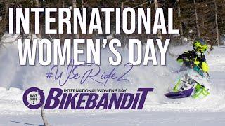 WE RIDE TOO - International Women's Day 2020 | BikeBandit.com